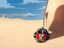 Angry Birds Star Wars  photo
