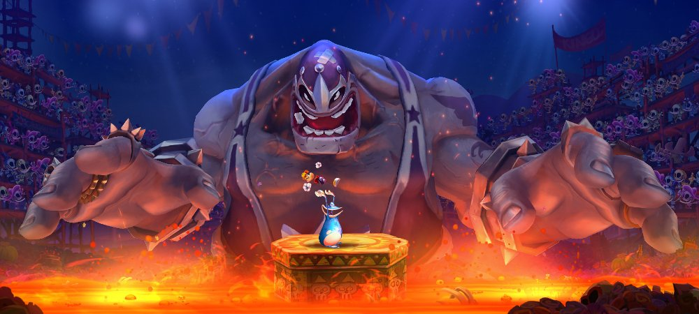 Wii U delay brought way more content to Rayman Legends photo