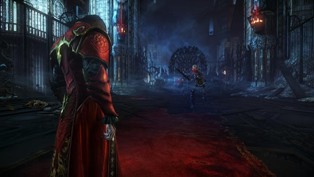 New Lords of Shadow 2 gameplay emphasizes exploration photo