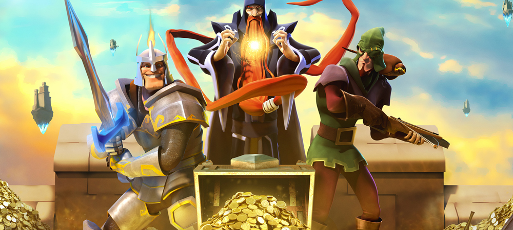 Preview: The Mighty Quest for Epic Loot photo