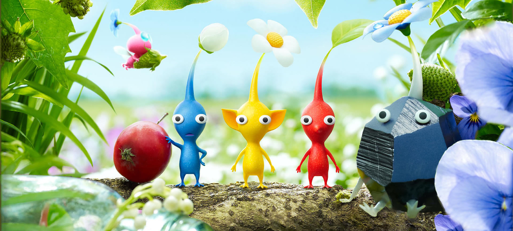 Pikmin 3 review photo