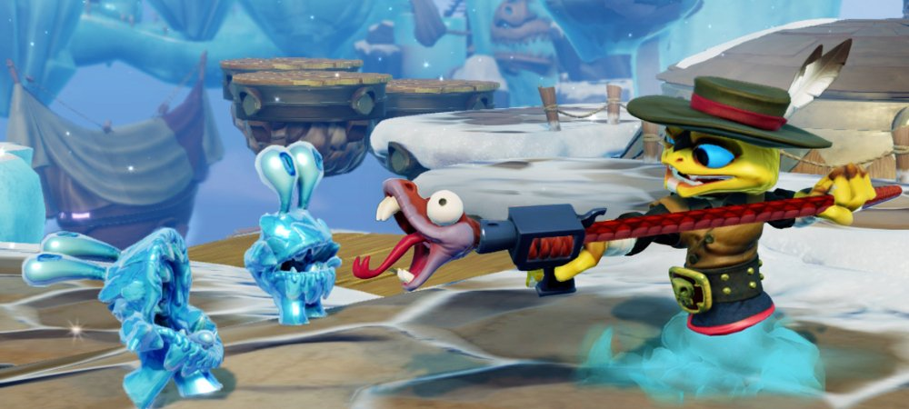 Skylanders Swap Force is surprisingly more fun than evil photo