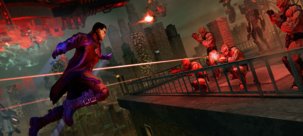 Saints Row IV tips photo