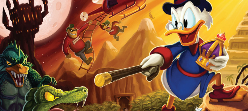 Review: DuckTales Remastered photo