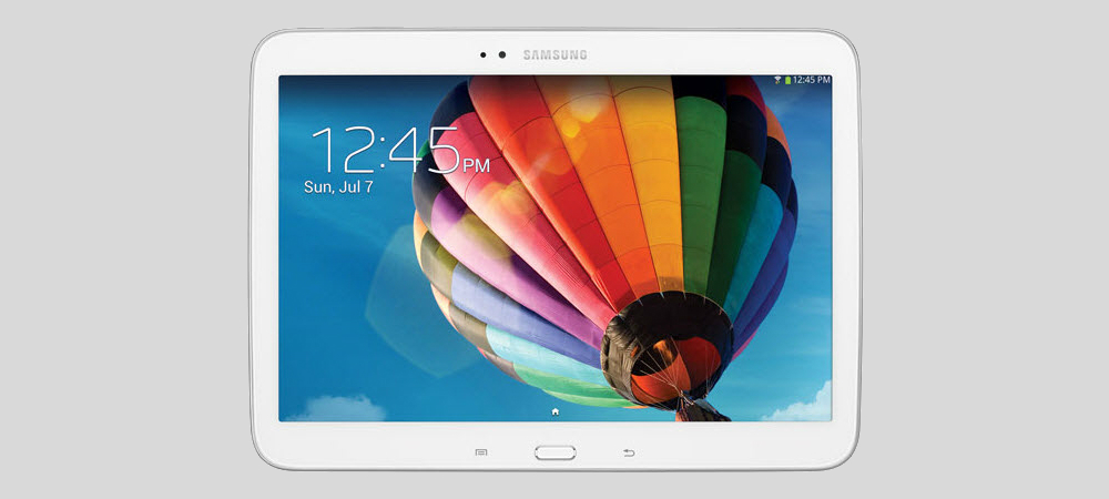 Galaxy Tab 3 Contest photo