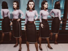 Bioshock Burial at Sea photo