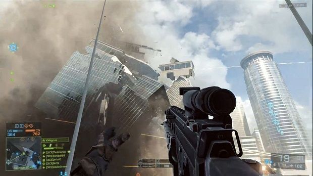 Team play is encouraged, never forced in Battlefield 4 screenshot