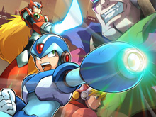 Mega Man X medley photo