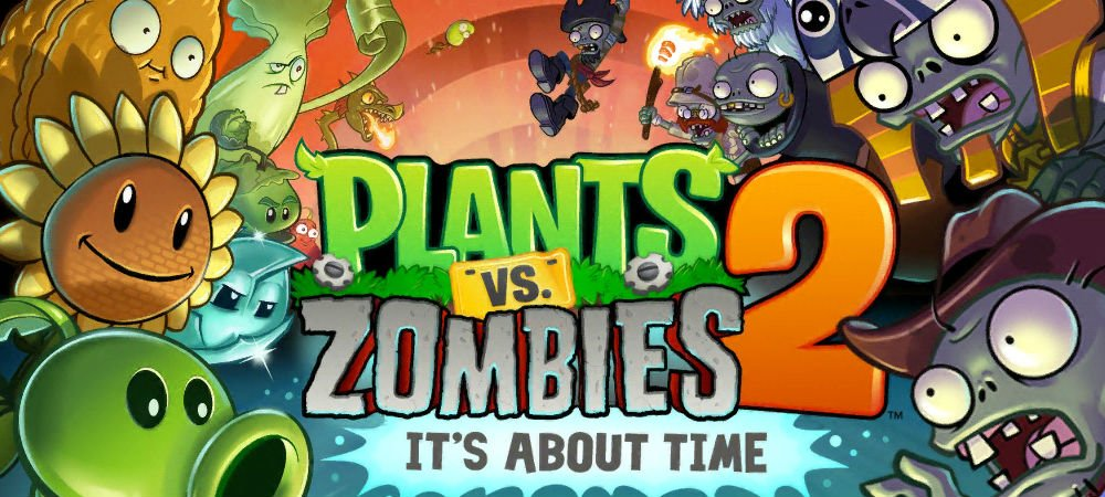 Review: Plants vs. Zombies 2: It's About Time photo