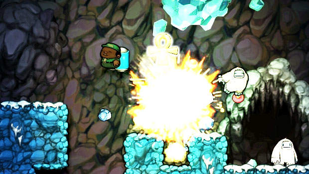 Daily Spelunky photo