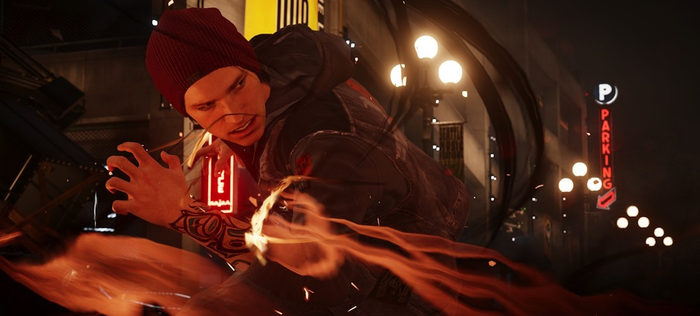 inFamous Second Son photo