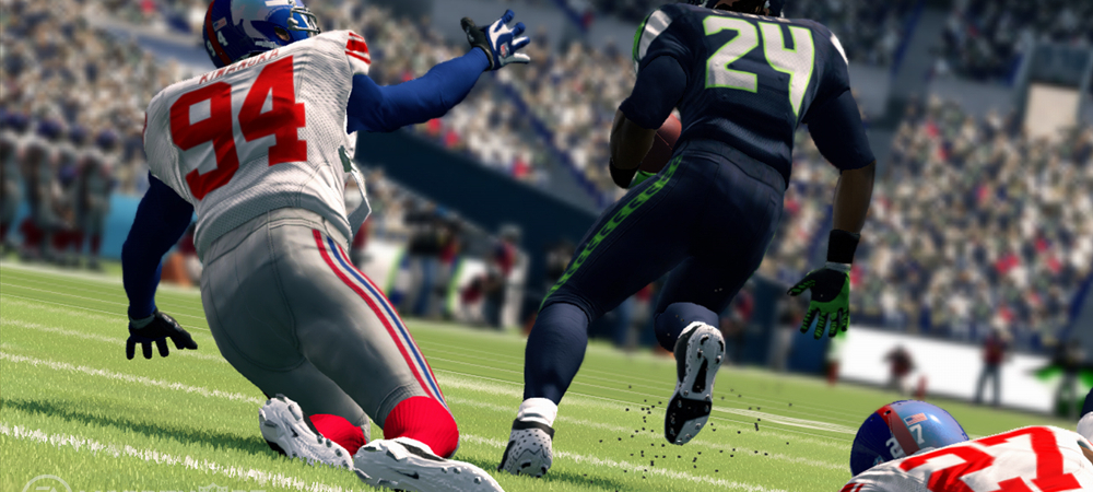 Review: Madden 25 photo