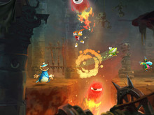 Rayman Legends Wii  U photo