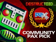 PAX Prime Award photo