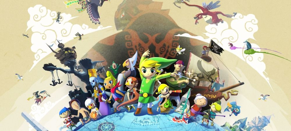 Wind Waker HD photo