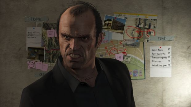 Don't download this GTA V app on the Android store