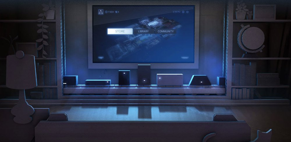 Steam Machines are for people who already have PCs photo