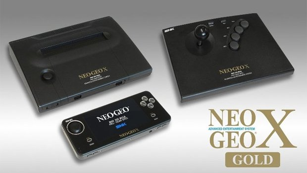 SNK orders Neo Geo X maker to terminate sales, production screenshot