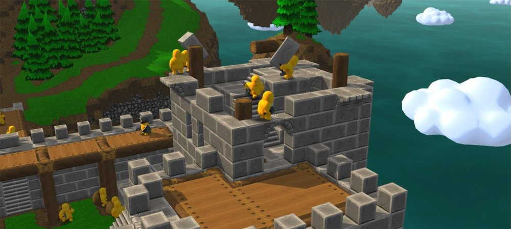 Preview: Castle Story has me stacking bricks for hours photo