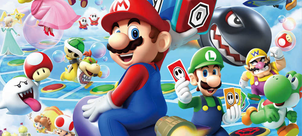 A quick look at the new Mario Party for 3DS photo