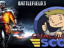 Death from above in Battlefield 3 - Challenge Scot photo