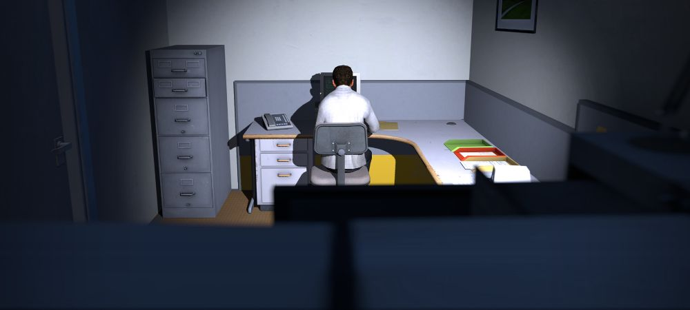 Stanley Parable HD photo
