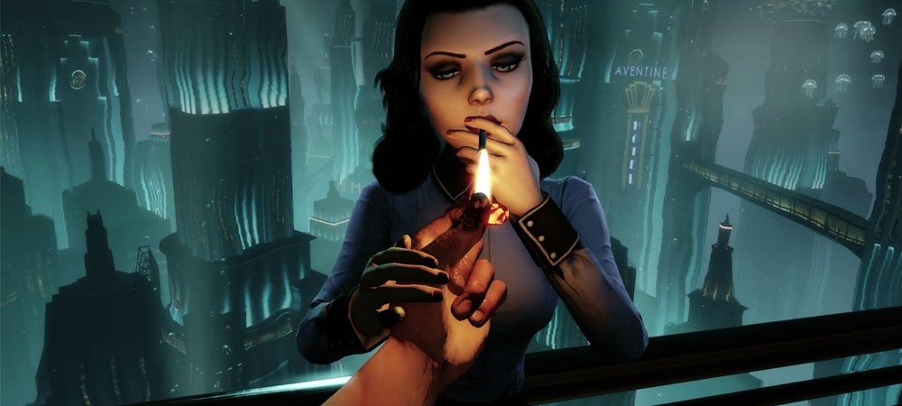 BioShock Infinite DLC photo