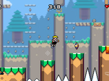 Mutant Mudds: Vita & PS3 photo