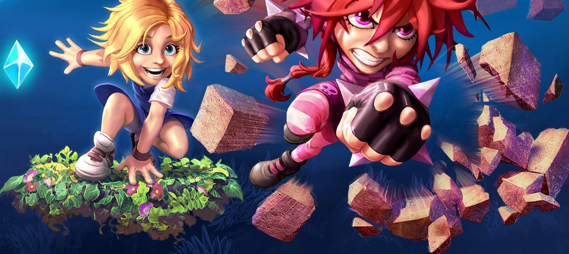 Impressions: Giana Sisters: Twisted Dreams (Wii U) photo