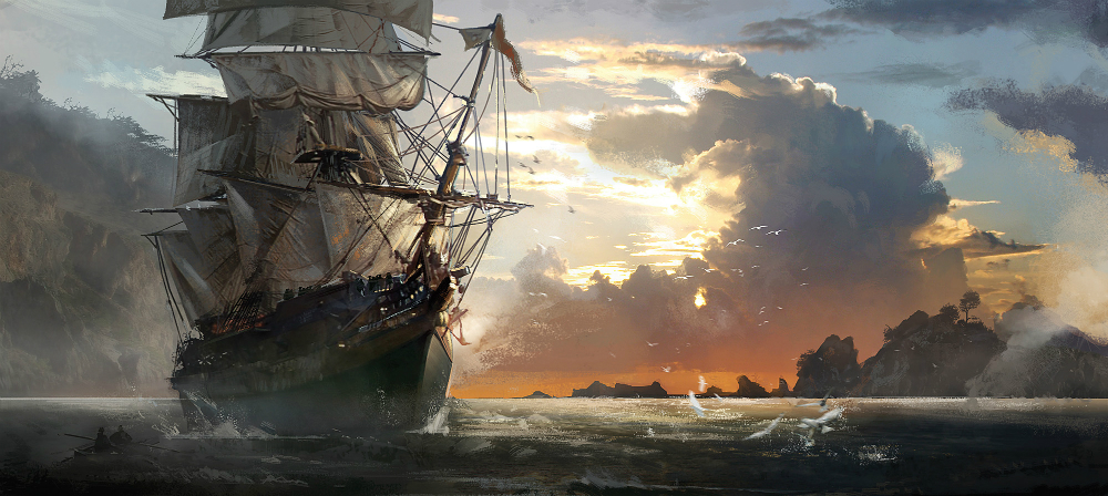 Assassin's Creed IV Art photo