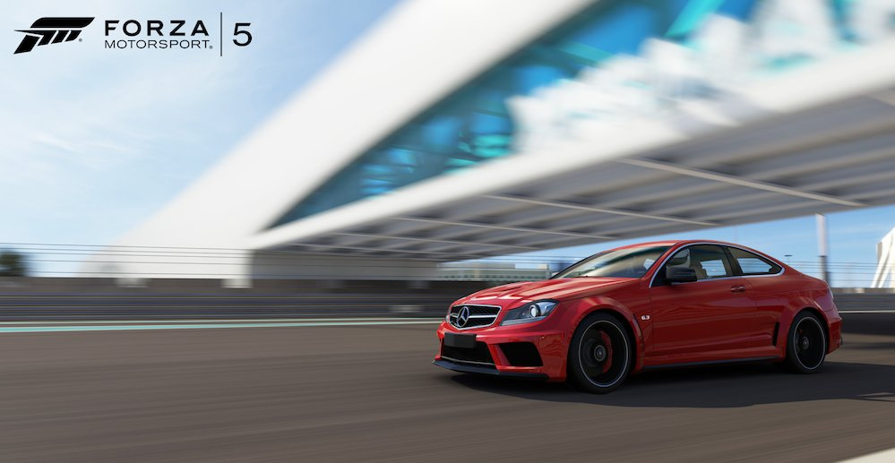 Forza Motorsport 5: Finally, some real quality time photo