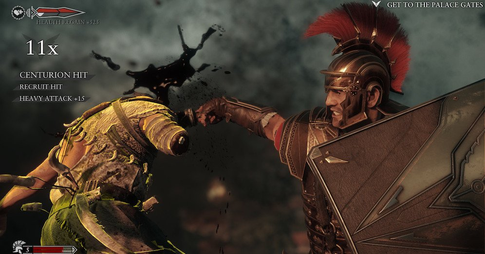 Ryse full preview photo