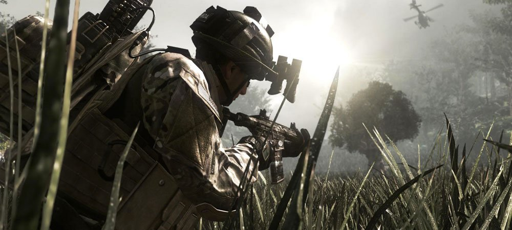 Call of Duty Ghosts performs smoothly on Xbox One photo