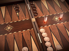 Backgammon photo