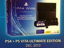 PS4 and Vita bundle photo