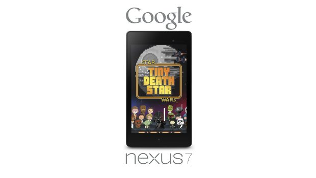 Nexus 7 giveaway photo