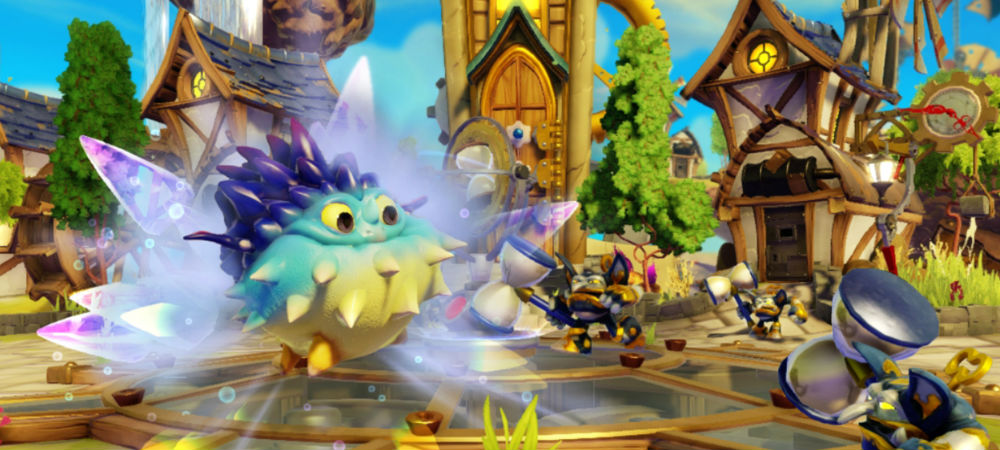 Impressions: Skylanders: Swap Force (Xbox One and PS4) photo