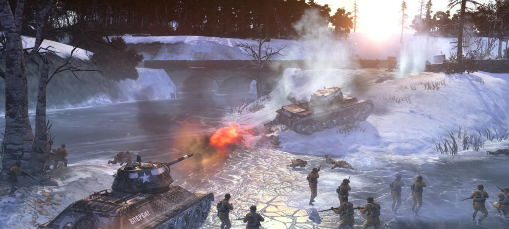 Company of Heroes 2 DLC photo