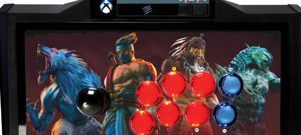 Review: Mad Catz Killer Instinct Arcade FightStick TE 2 photo