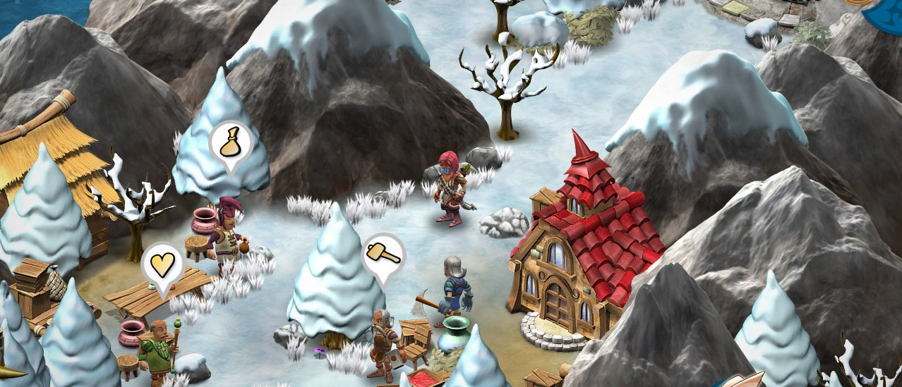 Impressions: Rainbow Moon (Vita) photo