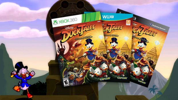 DuckTales contest photo