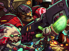 Awesomenauts DLC photo