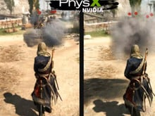 Assassin's Creed PhysX photo