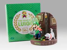 Luigi statue photo