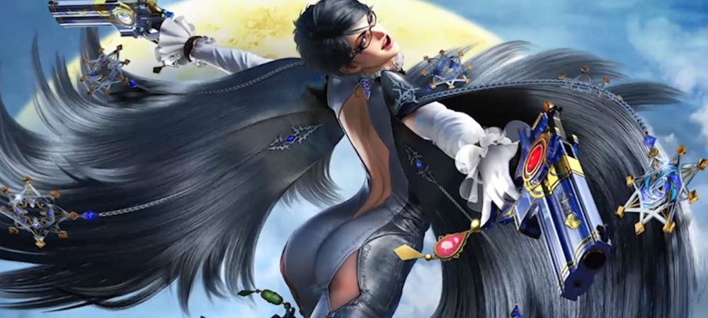 Bayonetta 2 photo