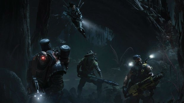 Evolve Pushed Back to February of 2015