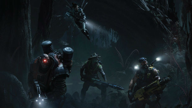Evolve Alpha Invites Being Sent Out for PC