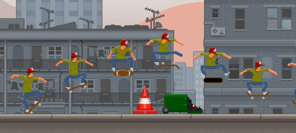 Review: OlliOlli photo