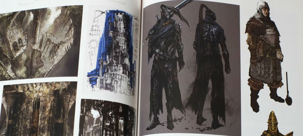 Review: Dark Souls: Design Works photo