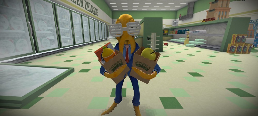 Review: Octodad: Dadliest Catch photo